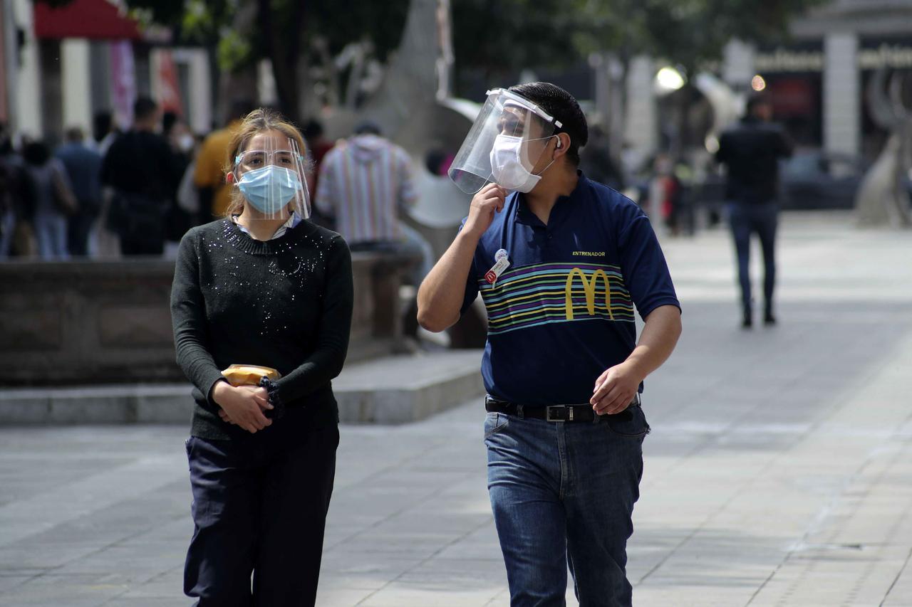 Variante Mu del coronavirus ya está presente en México, confirma López-Gatell