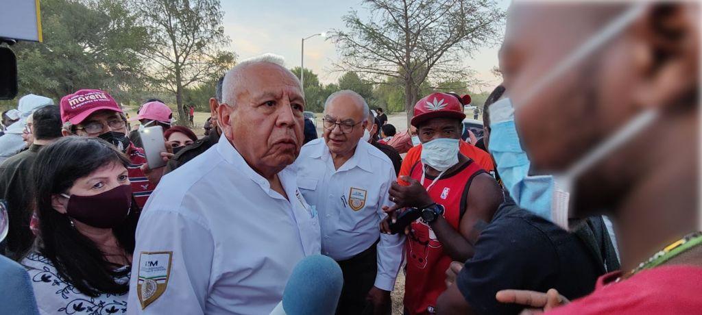 INM atenderá a los migrantes vulnerables
