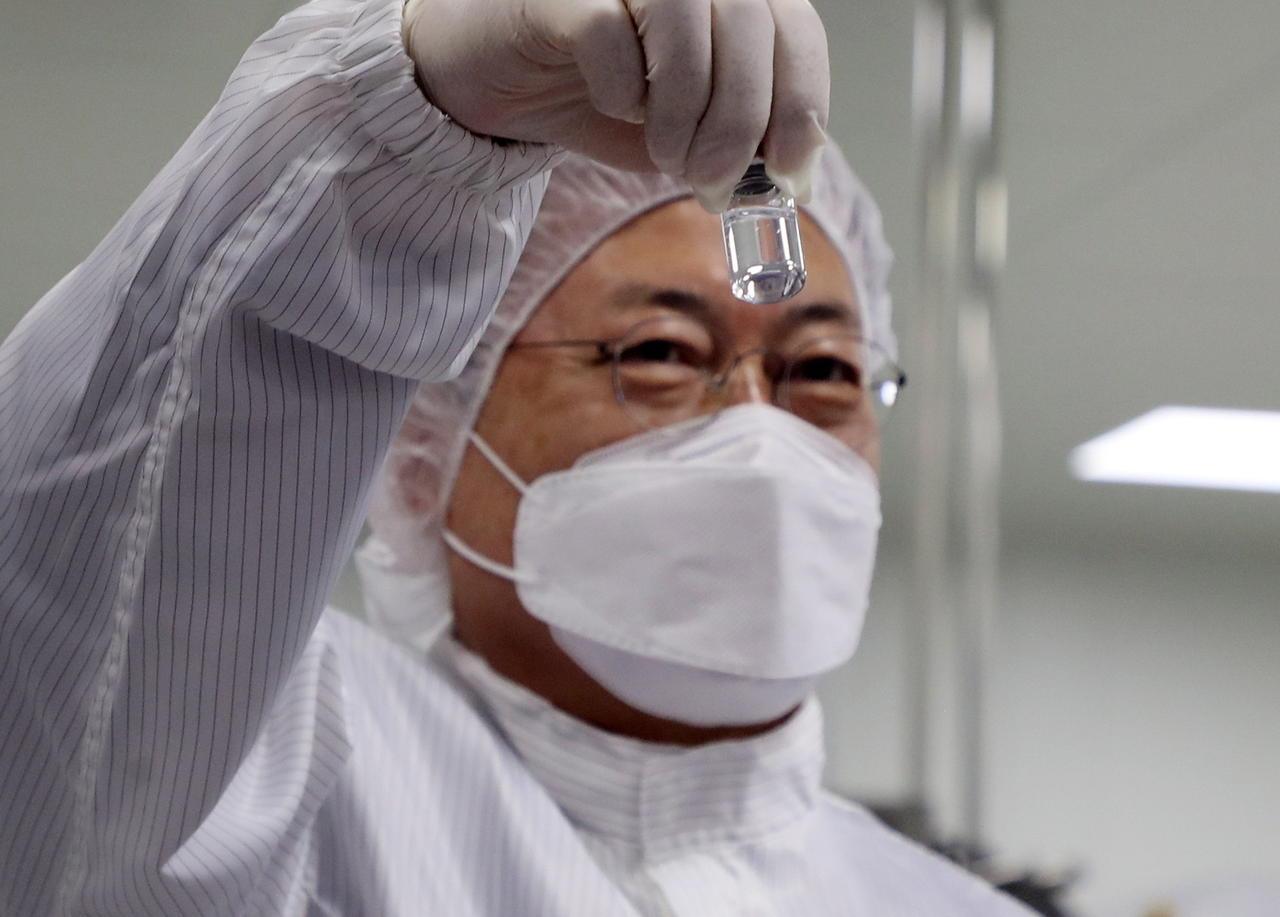 Novavax le pide a la OMS que su vacuna COVID sea para uso de emergencia