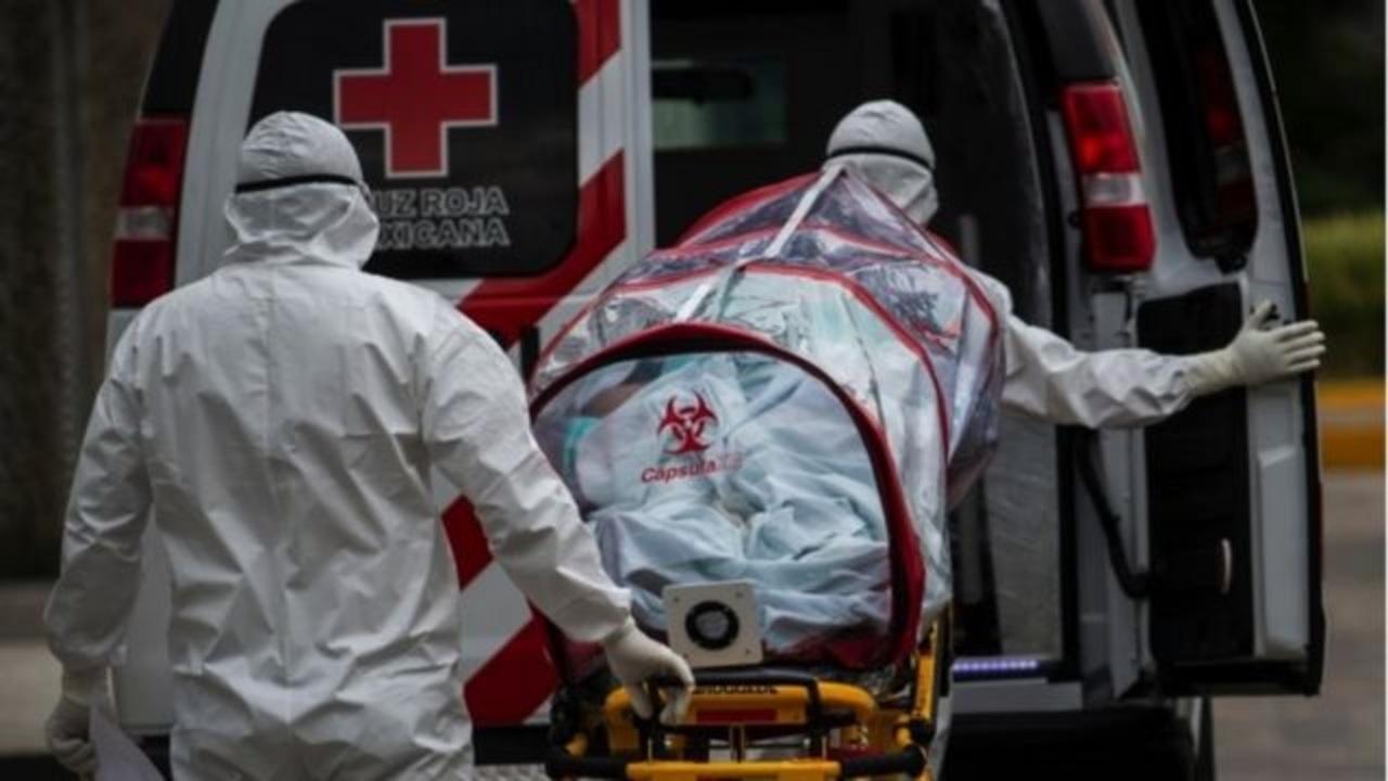 En septiembre, Durango reporta 7.6 muertes Covid al día