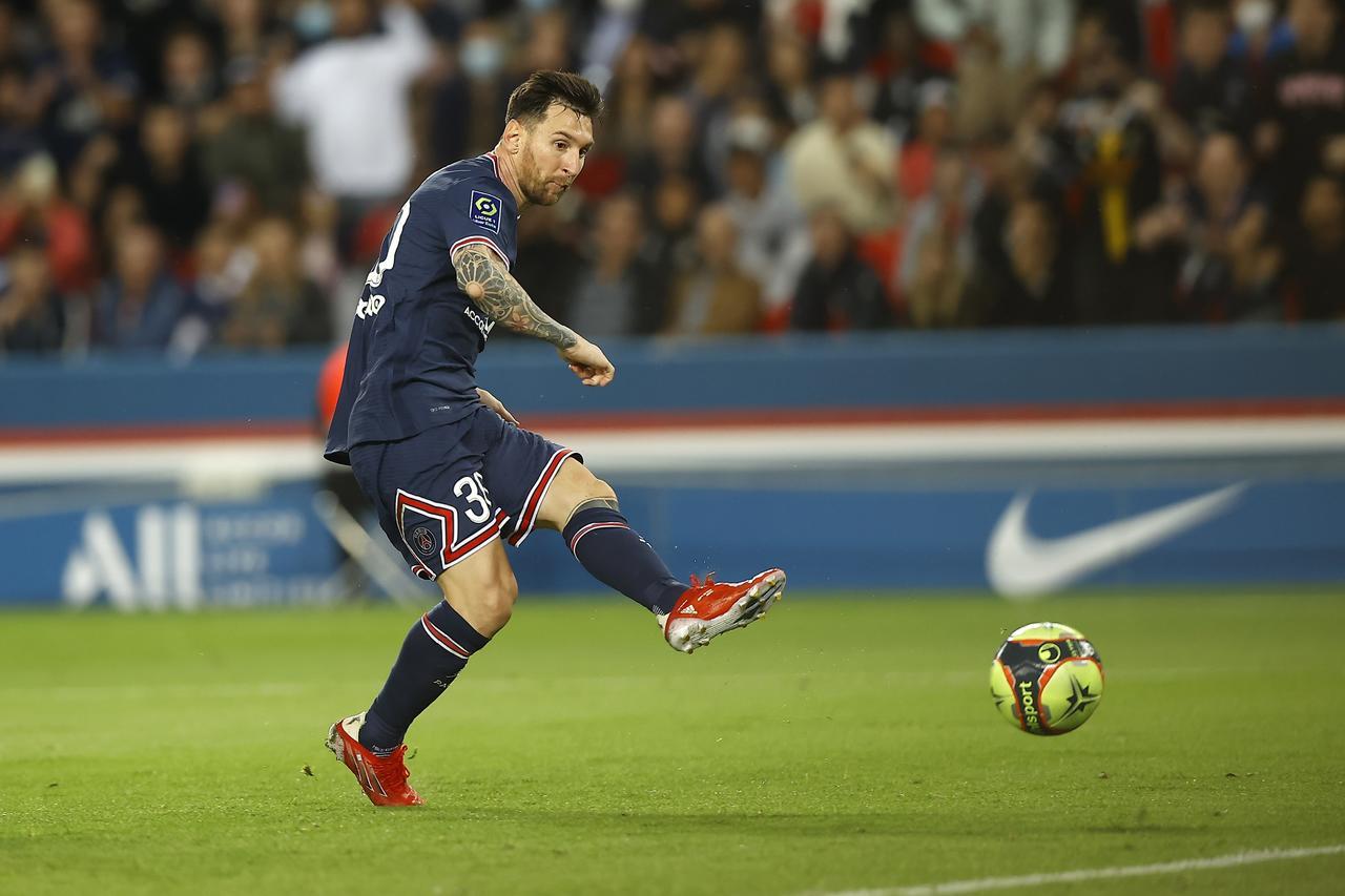 Messi se pierde partido del PSG el sábado ante Montpellier