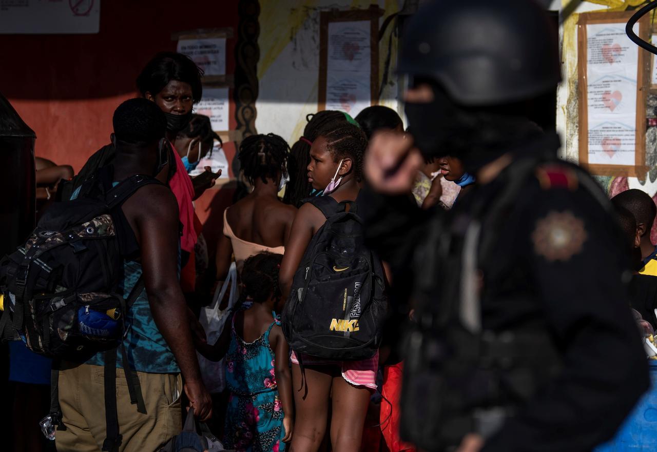 La crisis haitiana se extiende por todo México; refleja la tragedia migrante