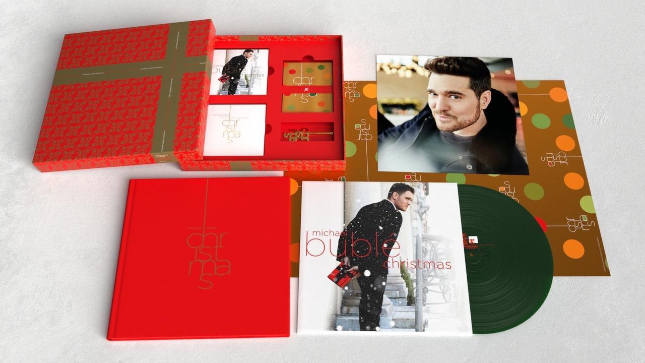 Michael Bublé celebrará a lo grandes los 10 años de su disco navideño