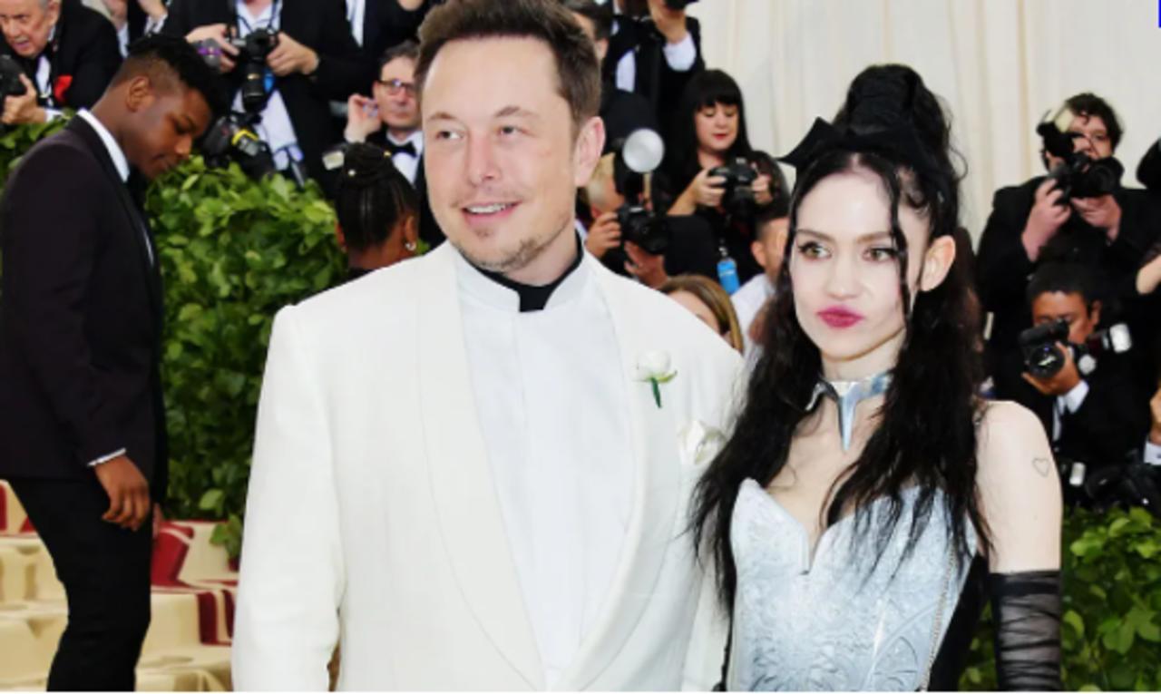 Luego de tres años, Grimes y Elon Musk se separan