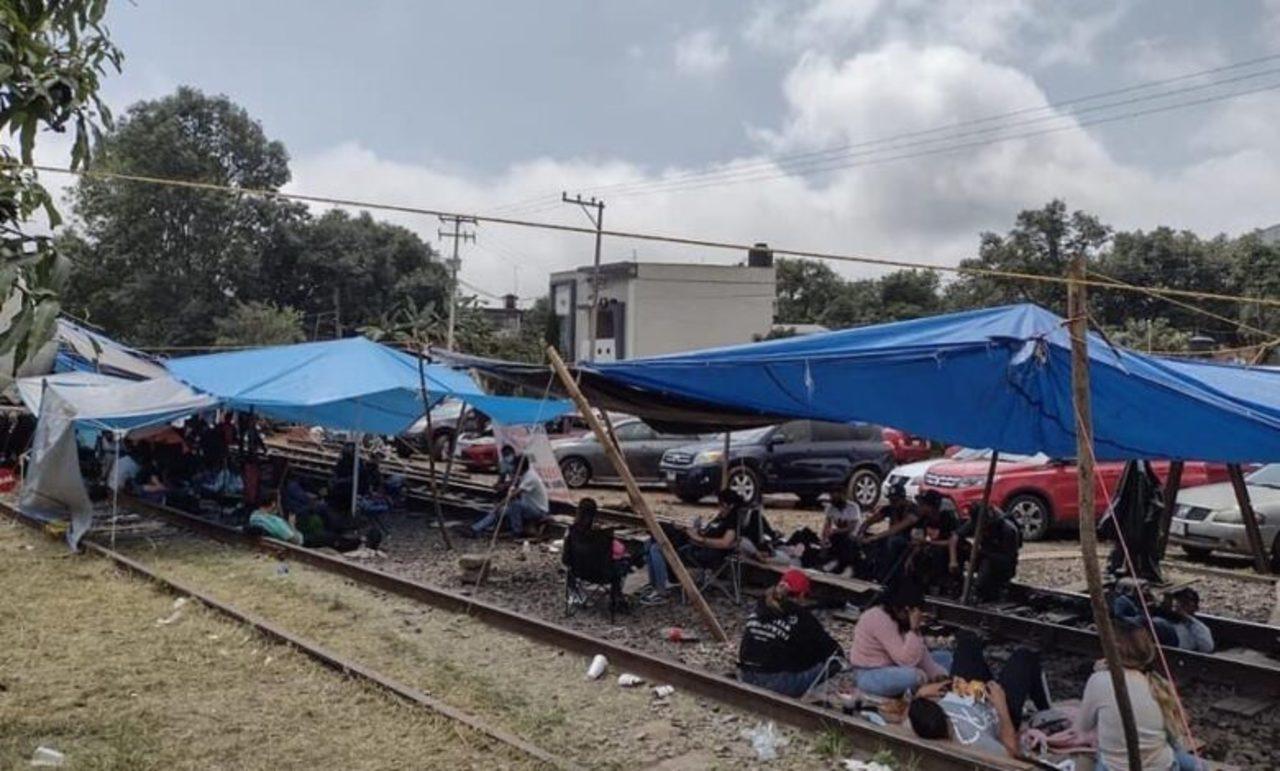 Bloqueos ferroviarios: pérdidas por 3.8 mmdd