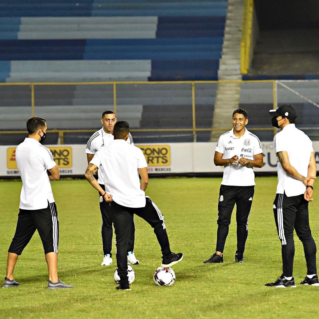 ¿A qué hora y por dónde ver HOY el partido entre El Salvador y México?