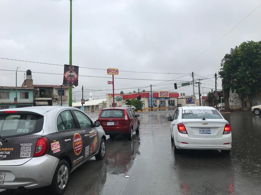 Protección Civil en Gómez Palacio reporta acumulado de 10 milímetros de lluvia