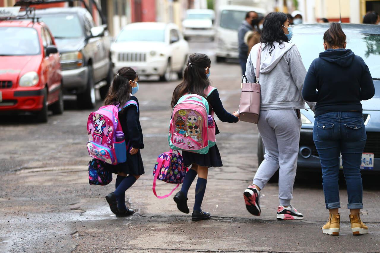 Mañana se normalizan las clases de nivel básico en Durango
